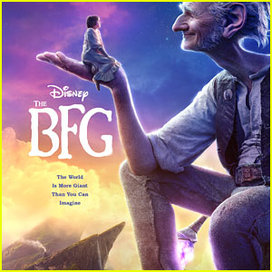 'The BFG' Gets New Poster & Trailer After Cannes Premiere