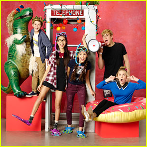 'Bizaardvark' Gets Brand New 'Draw My Life' Trailer - Watch Now!