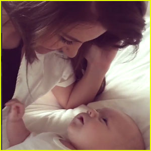 Briana Jungwirth Shares Adorable New Video With Baby Freddie Ahead of Mother's Day