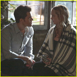 Candice King Talks #Steroline & Season 8 With JJJ!