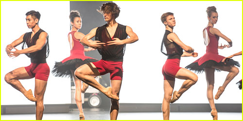 'Center Stage: On Pointe' First Look Pics Revealed! (JJJ Exclusive)