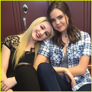 Chloe Lukasiak Joins 'Cowgirl's Story' With Bailee Madison - Exclusive Set Pics!