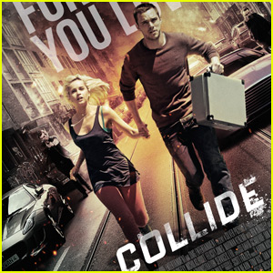 Nicholas Hoult is on the Run in New 'Collide' Trailer (Video)