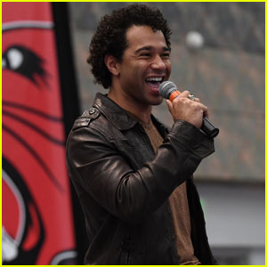 Corbin Bleu Makes Surprise Appearance at 'High School Musical 4' Open Casting Call!