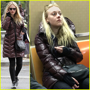 Dakota Fanning Posts Sweet Mother's Day Message & Throwback Pic!