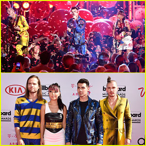 DNCE Throws Insane Party at Billboard Music Awards 2016