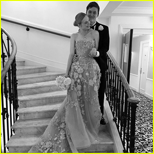 Elle Fanning Has Prom to Remember in Cannes!