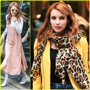 Emma Roberts Shares Her Bargain Shopping Skills