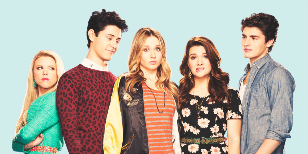 MTV's Faking It Cancelled; May 17th Will Be Series Finale | Faking It, Television | Just Jared Jr.