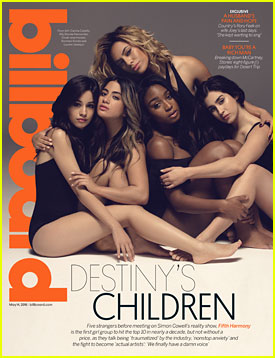 Fifth Harmony Slay On The New Cover of Billboard
