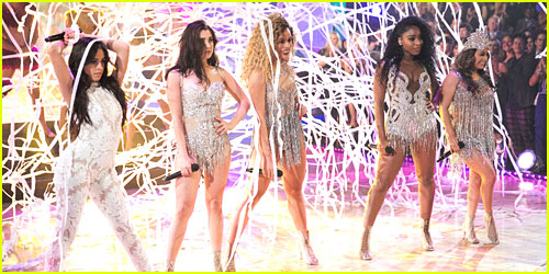 Fifth Harmony, Fleur East & Dan + Shay Perform During DWTS Finals - See The Pics!