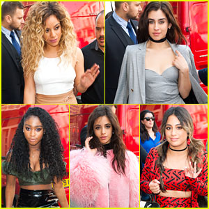 Fifth Harmony Hit London After '7/27' Album Release