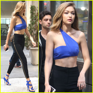 Gigi Hadid Has Amazing Style But Isn't a Big Shopper