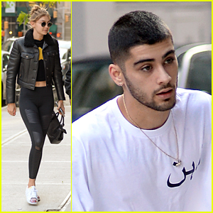 Gigi Hadid & Her 'Baby' Zayn Malik Make It a Date