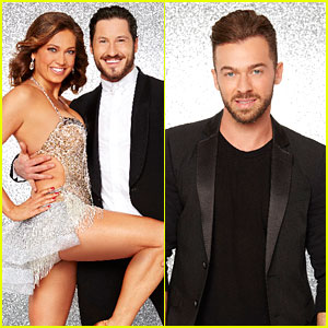 Ginger Zee Paso Dobles With Val Chmerkovskiy & Artem Chigvintsev for DWTS Trio Dance (Video)