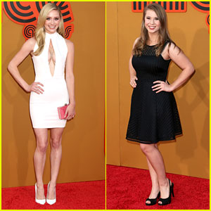 Greer Grammer & Bindi Irwin Have A Thing For 'The Nice Guys'