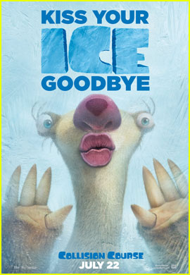 'Ice Age: Collision Course' Gets New Poster & Trailer - Watch Now!