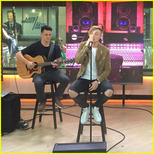 Isac Elliot Performs 'What About Me' on 'Today' - Watch Here!