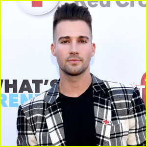 James Maslow to Debut New Song in Las Vegas!