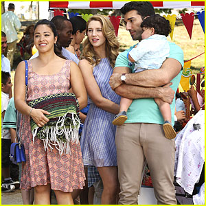 Jane & Rafael Celebrate Mateo's First Birthday on 'Jane The Virgin'