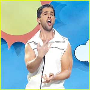 Josh Peck Battles Christina Milian on 'Lip Sync Battle'