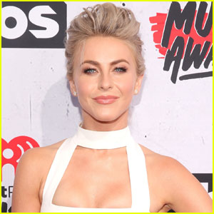 Julianne Hough Will Co-Host Miss USA Competition 2016!