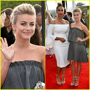 Julianne Hough & Leona Lewis Sopport Cancer Research at Gala