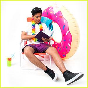Karan Brar Backs Summer Reading With DoSomething.org
