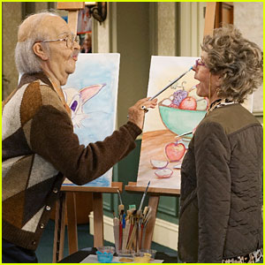 Zendaya Becomes An Old Man on Tonight's 'K.C. Undercover'