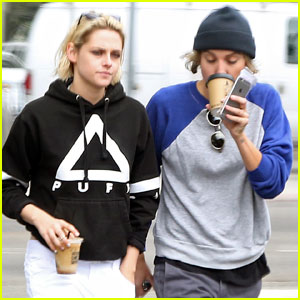 Kristen Stewart Hangs Out With Alicia Cargile Following Soko Breakup
