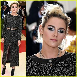 Kristen Stewart Goes Glam for Met Gala 2016