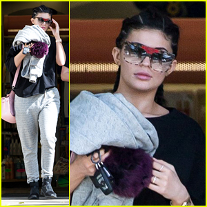 Kylie Jenner Makes Her Music Debut With Rap Song - Listen Now!