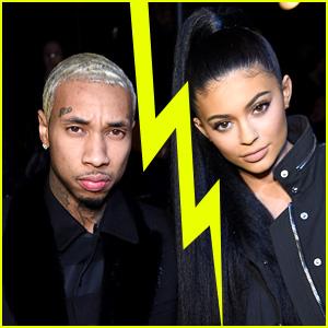 Kylie Jenner & Boyfriend Tyga Break Up (Report)