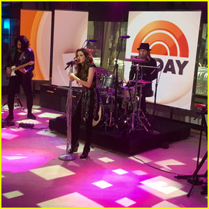 Laura Marano Performs 'Boombox' on 'The Today Show' - Watch Now!