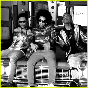 Mindless Behavior Premiere '#IWantDat' BTS Vid on JJJ - Watch Now!