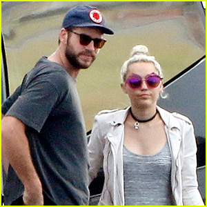 Miley Cyrus & Liam Hemsworth Continue Their Time Down Under!
