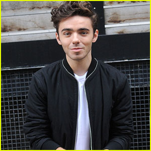 Nathan Sykes DOES Have A Title For His Album; He Just Hasn't Revealed It Yet