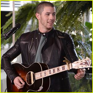 Nick Jonas Can't Wait For Baby Jonas #2