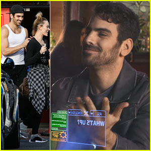 Nyle DiMarco Sheds Light on Future of Disability In 'Beyond Inclusion' - Watch Now!