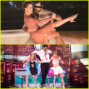 Nyle DiMarco & Peta Murgatroyd Celebrate Being in DWTS Finals