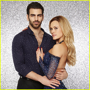 Nyle DiMarco & Peta Murgatroyd Re-Do Their Quickstep for DWTS Finals (Video)