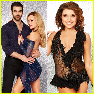 Nyle DiMarco & Peta Murgatroyd Jive With Jenna Johnson For Trio Dance on DWTS (Video)