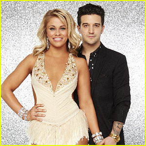 Mark Ballas Cries After Freestyle With Paige VanZant For DWTS Finals (Video)