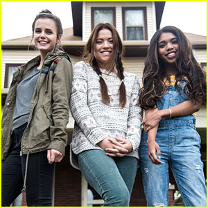 Piper Curda & Teala Dunn To Star in 'School Spirits' - Full Movie Summary!