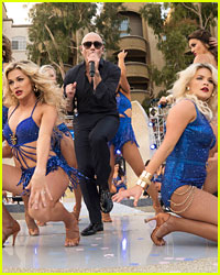 Pitbull Just Debuted His 'Messin' Around' Music Video - Watch Now!