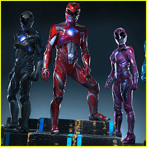 Fans Joke That Tony Stark Had Something To Do With The 'Power Rangers' Costumes