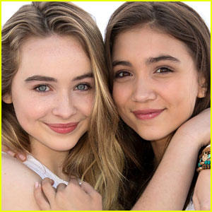 Rowan Blanchard's Birthday Wishes for Sabrina Carpenter Are Ultimate BFF Goals