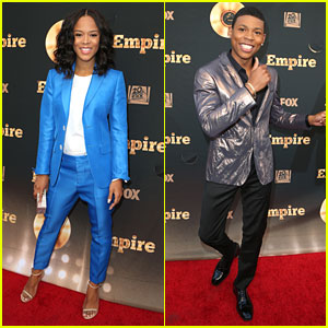 Serayah & Bryshere Y. Gray React To 'Empire' Season 2 Finale