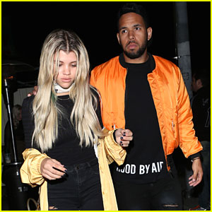 Sofia Richie Hangs With Cleveland Browns' Jordan Payton in LA