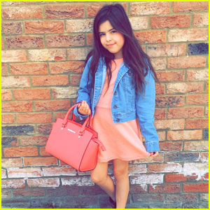 Singer Sophia Grace Shares 10 Fun Facts With JJJ!